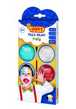 Zestaw do malowania twarzy Party JOVI