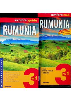 Rumunia + Mapa