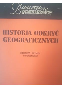 Historia odkryć geograficznych