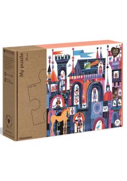 Moje Puzzle - Zamek