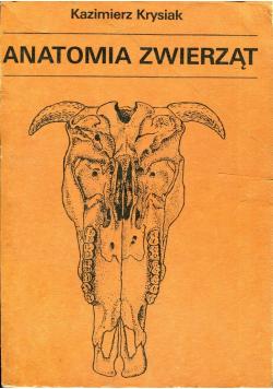 Anatomia zwierząt Tom 1