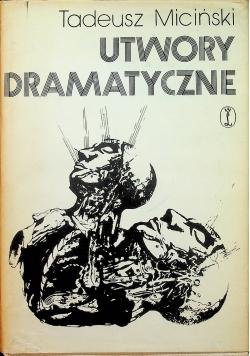 Utwory dramatyczne tom 4