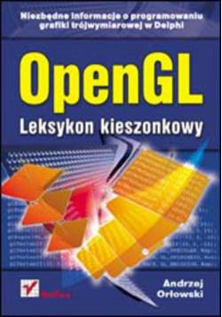 OpenGL Leksykon kieszonkowy
