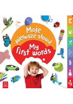 My first words - Moje pierwsze słowa