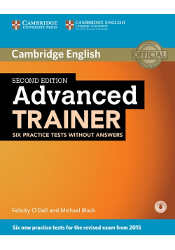 Advanced Trainer Six Practice Tests without Answers