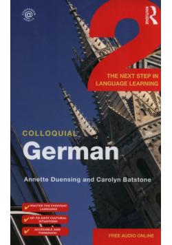 Colloquial German 2