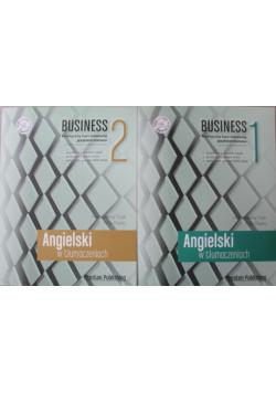 Angielski w tłumaczeniach część 1 i 2 plus 2 CD