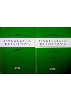 Onkologia kliniczna 2 Tomy