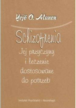 Schizofrenia jej przyczyny i leczenie dostosowane do potrzeb