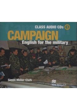 Campaign 3 Class CD