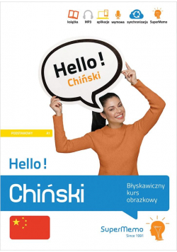 Hello! Chiński. Błyskawiczny kurs obrazkowy A1