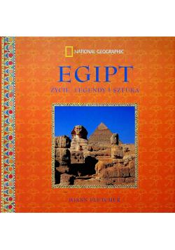 Egipyt życie legendy i sztuka