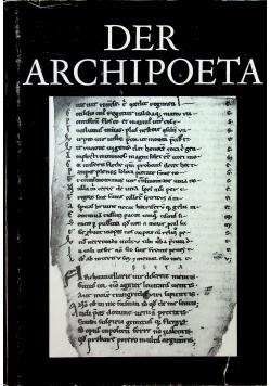 Der Archipoeta