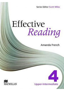 Effective Reading 4 Upp-Intermediate SB MACMILLAN