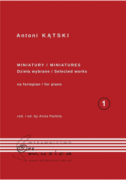 Miniatury na fortepian cz.1