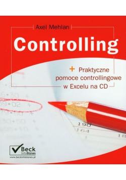 Controlling + praktyczne pomoce controllingowe w Excelu na CD