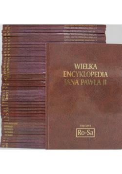Wielka Encyklopedia Jana Pawła II 43 Tomy
