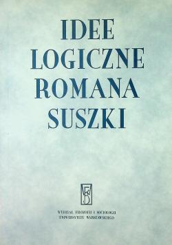 Idee logiczne Romana Suszki