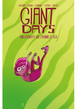 Giant Days Tom 9