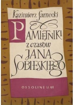 Pamiętniki z czasów Jana Sobieskiego