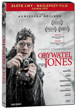 Obywatel Jones DVD