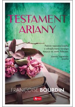 Testament Ariany BR