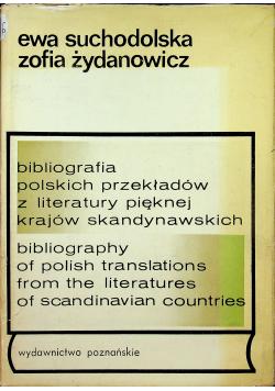 Bibliografia polskich przekładów z literatury krajów skandynawskich