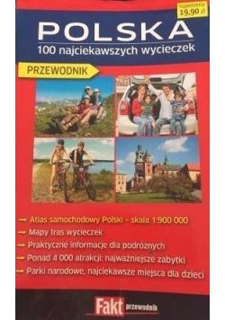 Polska 100 najciekawszych wycieczek