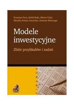 Modele inwestycyjne. Zbiór przykładów i zadań