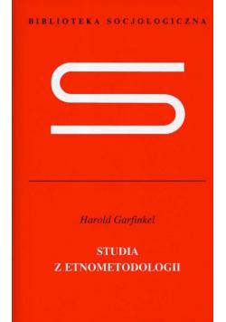 Studia z etnometodologii