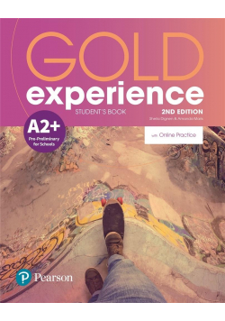 Gold Experience 2ed A2+ SB + online PEARSON