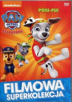 Psi Patrol Psiu-fu! DVD