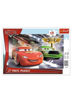 Puzzle ramkowe 15 Wyścig po puchar TREFL