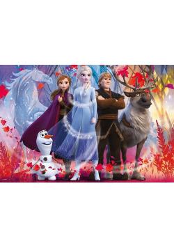 Puzzle 260 Frozen 2 W poszukiwaniu przygód