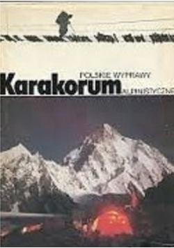 Polskie wyprawy Karakorum alpinistyczne