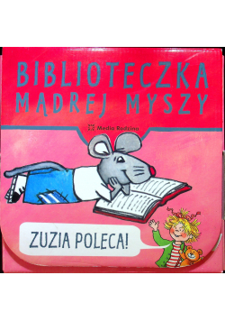 Biblioteczka mądrej myszki