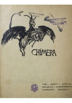 Chimera Tom 1 Zeszyt 2 1901 r.