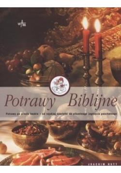 Potrawy biblijne