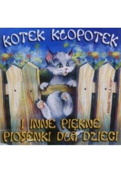 Kotek Kłopotek i inne piękne piosenki... CD