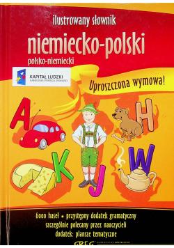 Ilustrowany słownik niemiecko polski polsko niemiecki