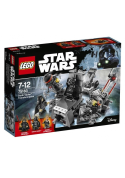Lego STAR WARS 75183 Transformacja Dartha Vadera