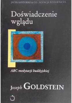 Doświadczenie wglądu  ABC medytacji buddyjskiej