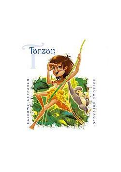 Bajkowe Abecadło - Tarzan