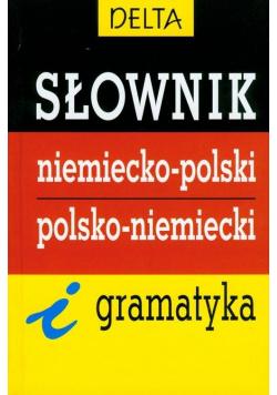 Słownik niemiecko polski polsko niemiecki i gramatyka