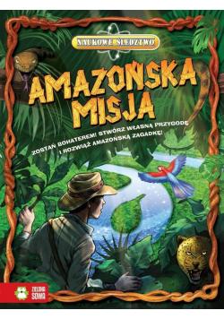 Naukowe śledztwo. Amazońska misja