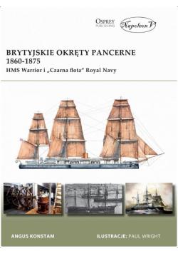 Brytyjskie okręty pancerne 1860-1875. HMS Warrior