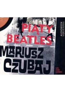 Piąty beatles. Książka audio CD MP3