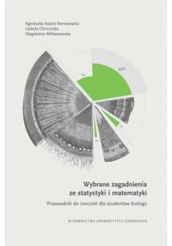 Wybrane zagadnienia ze statystyki i matematyki