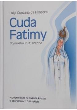 Cuda Fatimy Objawienia kult orędzie