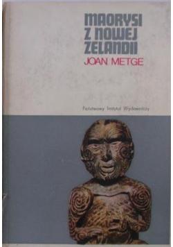 Maorysi z Nowej Zelandii